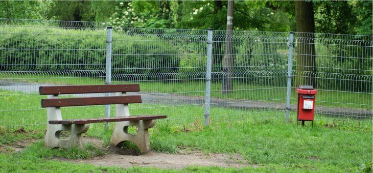 Wybieg dla psów w Sosnowcu