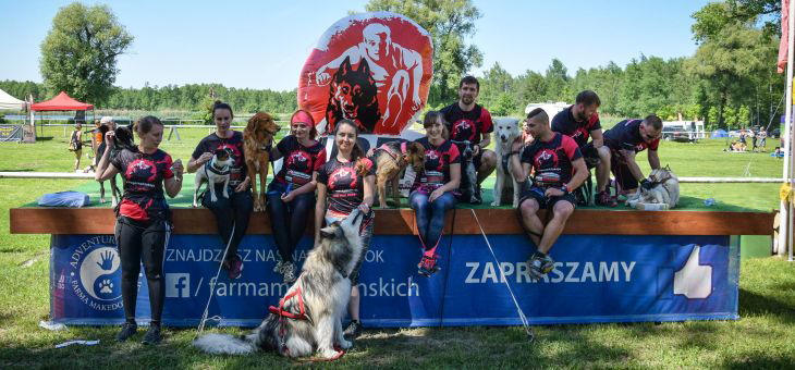 Hard Dog Race w Zawiesiuchach