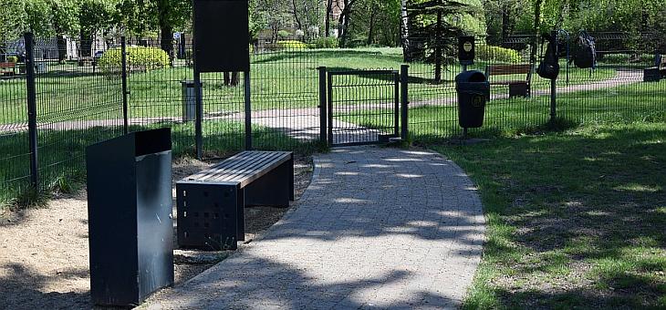 Wybieg dla psów Katowice – Szopienice
