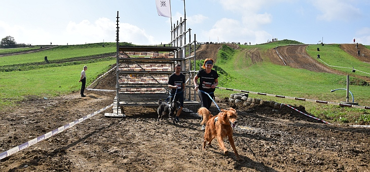 Hard Dog Race w Czechach
